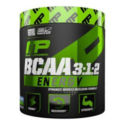 BCAA 3:1:2 Energy - Muscle Pharm (270g)