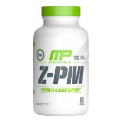 Z-PM Com Melatonina - Muscle Pharm (60 Cápsulas)