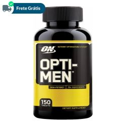 Opti-Men - Optimum Nutrition (150 Cápsulas)