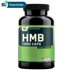 HMB 1000 Caps - Optimum Nutrition (90 Cápsulas)