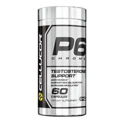 P6 Chrome - Cellucor (60 Cápsulas)