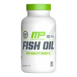Fish Oil - Muscle Pharm (90 Cápsulas)