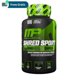 Shred Sport - Muscle Pharm (60 Cápsulas)