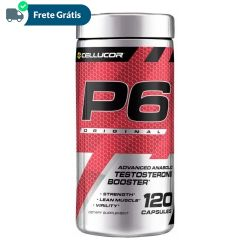 P6 Original - Cellucor (120 Cápsulas)