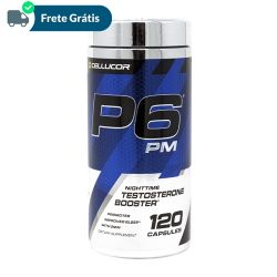 P6 PM - Cellucor (120 Cápsulas)