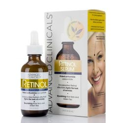 Soro Retinol Antirrugas - Advanced Clinicals (52ml)