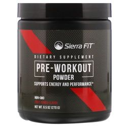 Pre-Workout - Sierra Fit (270g)