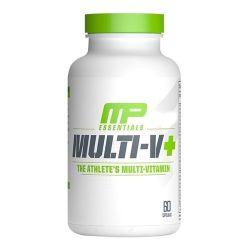 Multi-V+ - Muscle Pharm (60 Cápsulas)