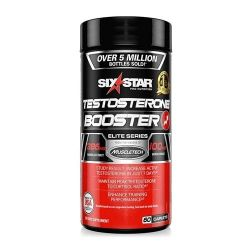 Testosterone Booster - Six Star (60 Cápsulas)