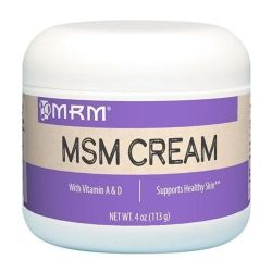 MSM Cream - MRM (113g)