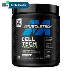 Creatina Cell Tech Creactor - Muscletech (235g)