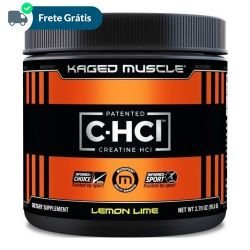 Creatina C-HCl - Kaged Muscle (76,4g)